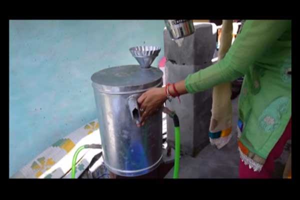 Developing clean stoves for the people around the Great Himalayan National Park - Tirthan valley
