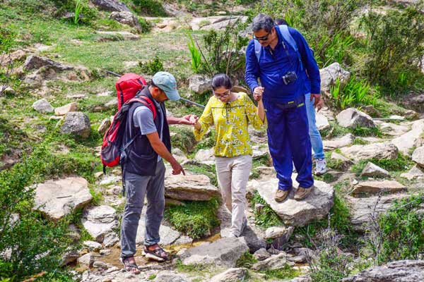 Symbioz, an initiative of Himalayan Ecotourism