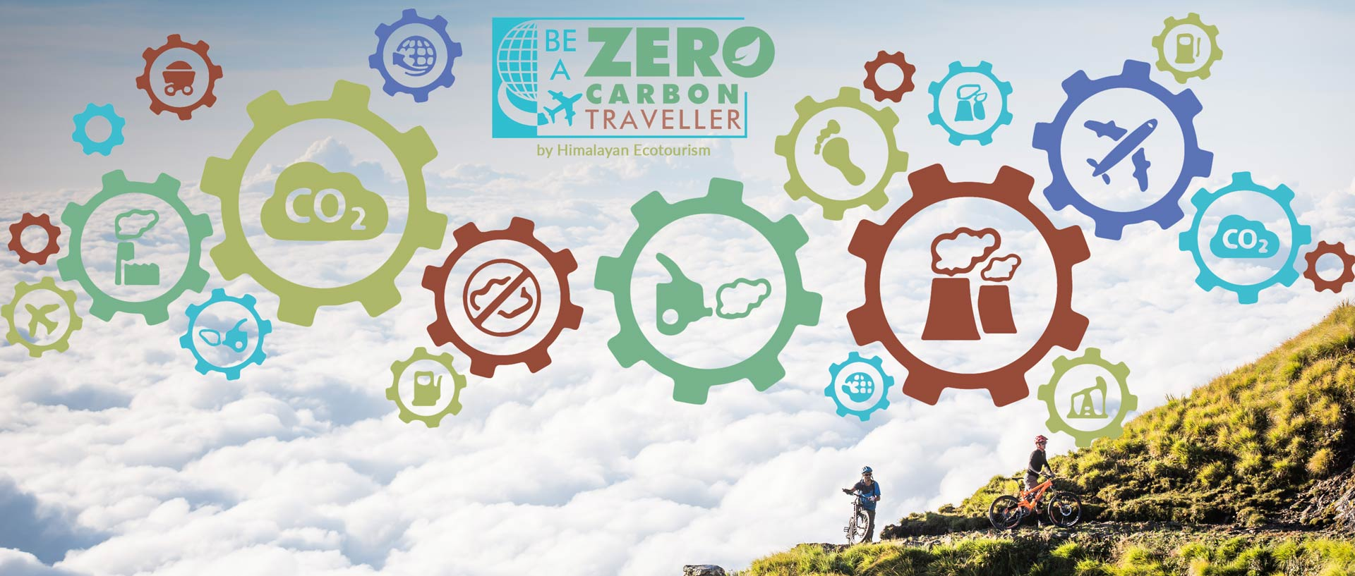 Offset your travel carbon emissions
