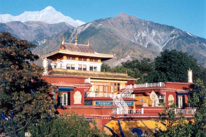 La communauté tibétaine en Inde, Dharamshala