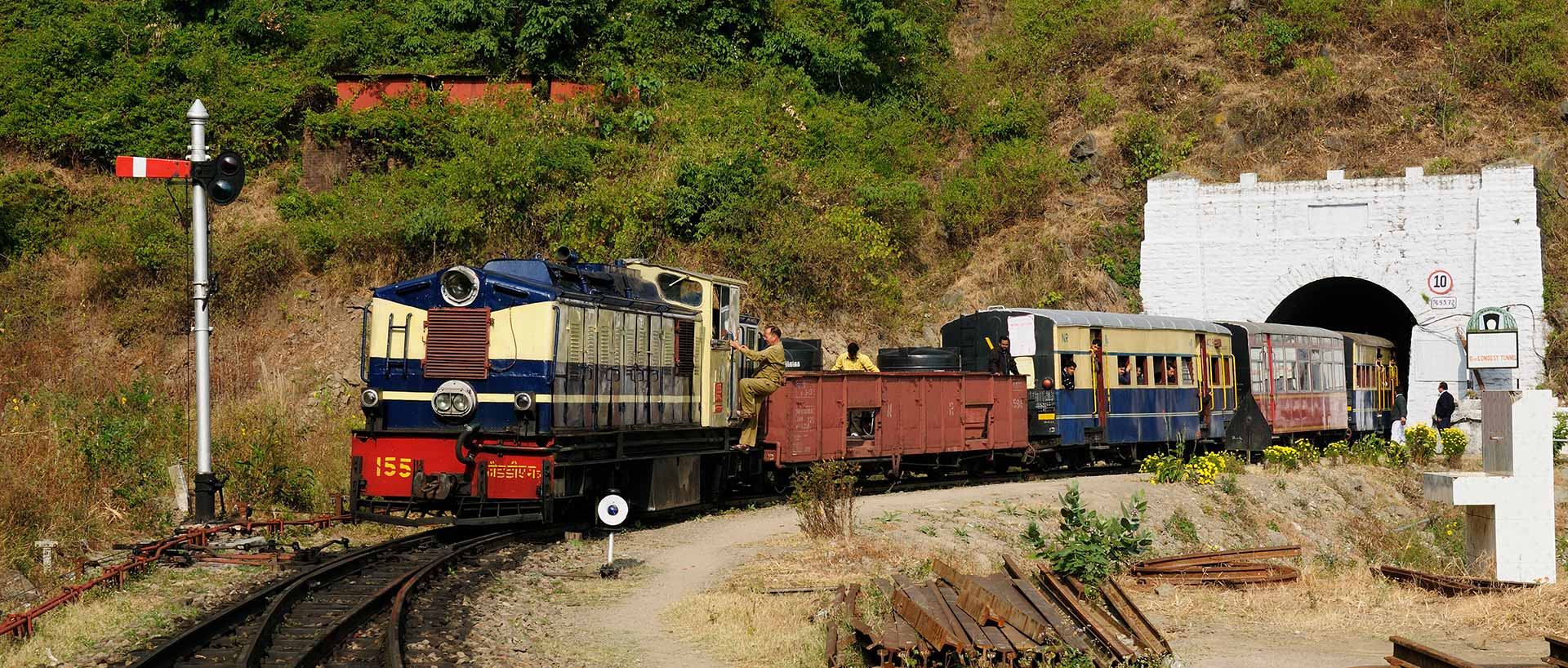 Toy train Himachal Pradesh