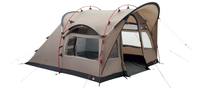Standing height tent