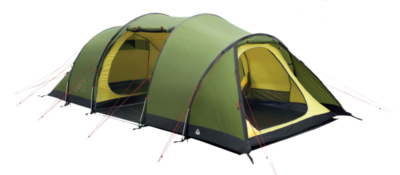Our 4 persons trekking tent