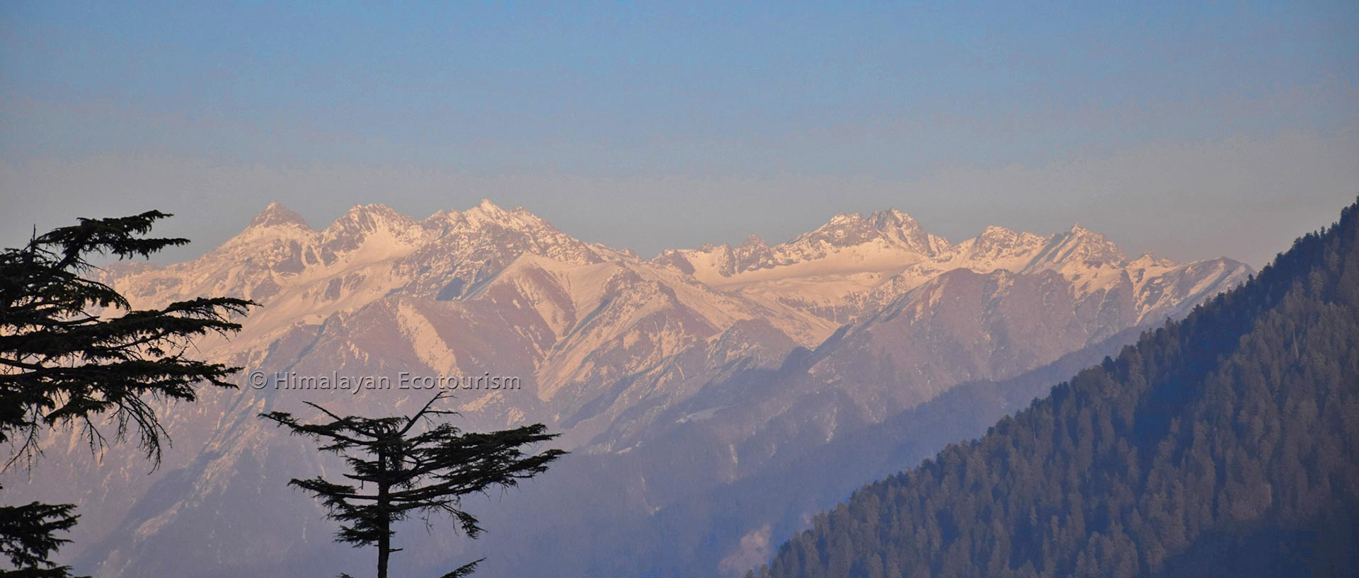 Best time to go to the Great Himalayan National Park GHNP