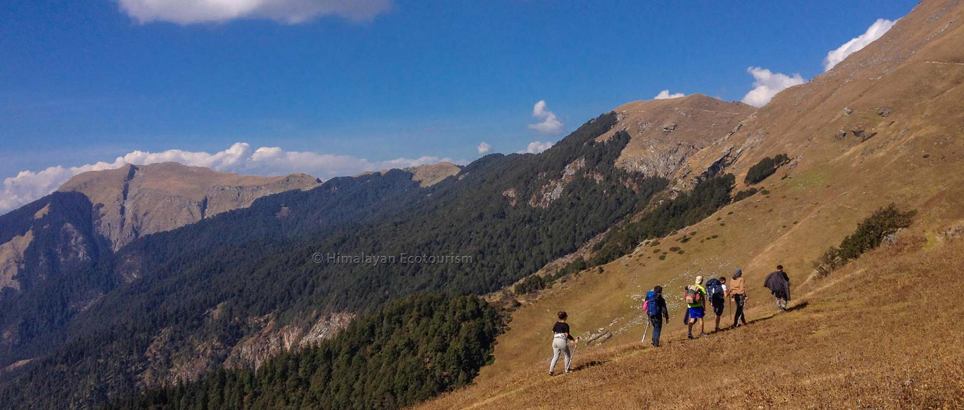 Lambri trek, Great Himalayan National Park GHNP