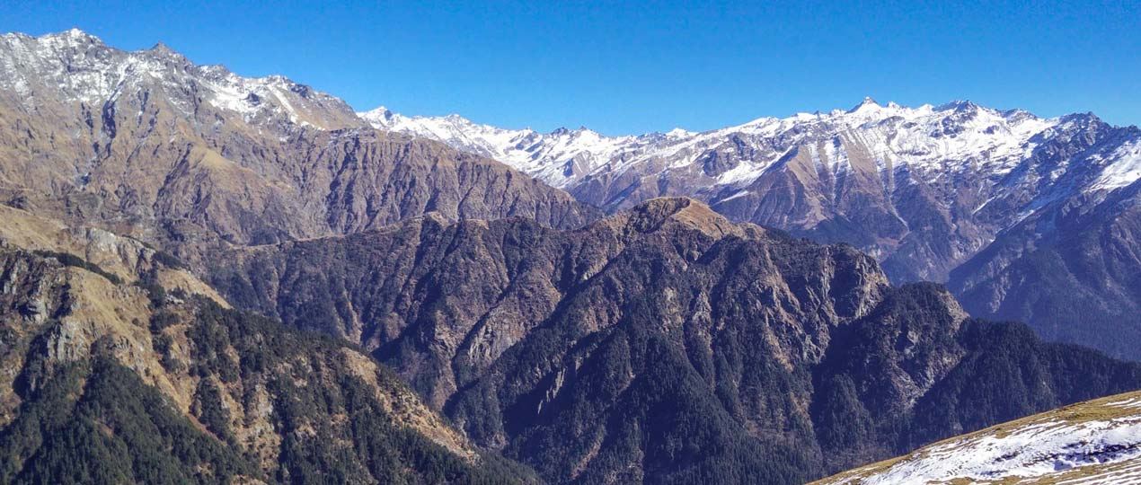 Photo of Tirthan valley in the Great Himalayan National Park GHNP