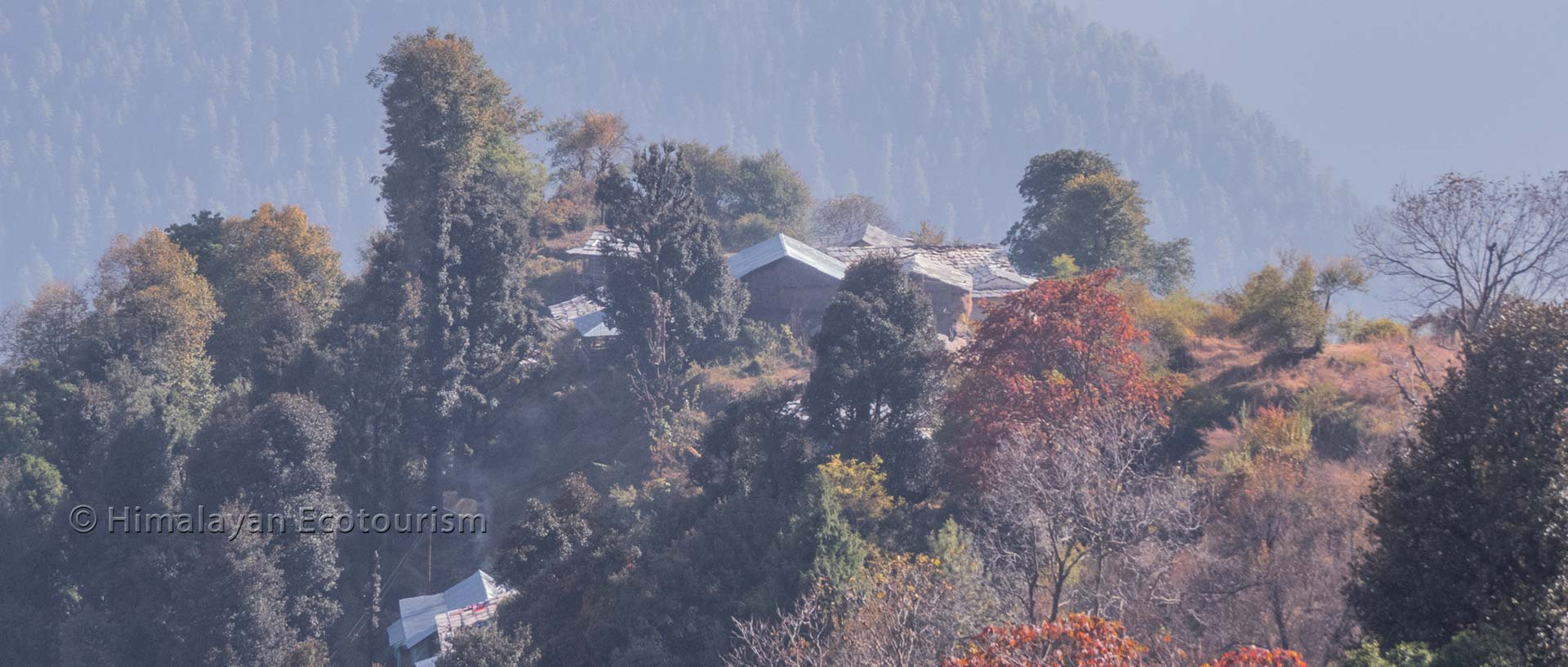 LAkcha village, Great Himalayan National Park GHNP