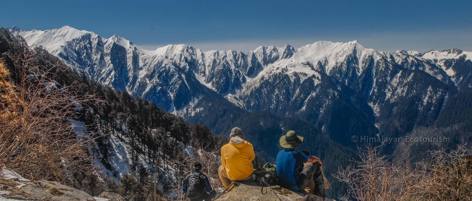 Day hikes in the Great Himalayan National Park