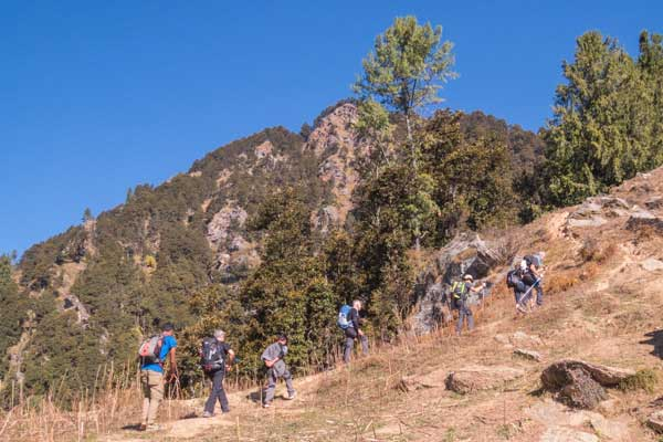 Hikes in the Great Himalayan National Park