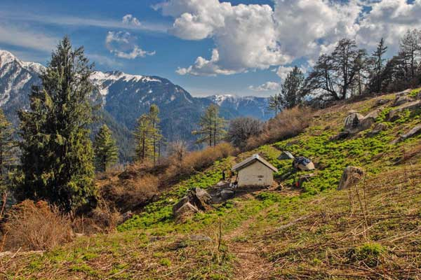 Trek to Shilt in the GHNP