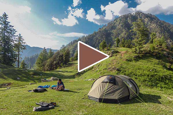 Video about the trek to Rangthar, GHNP