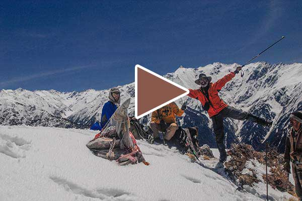 Video practical info about treks in the GHNP