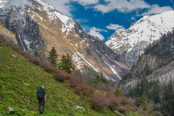 Treks in the Great Himalayan National Park