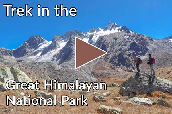 Trek in the Great Himalayan National Park