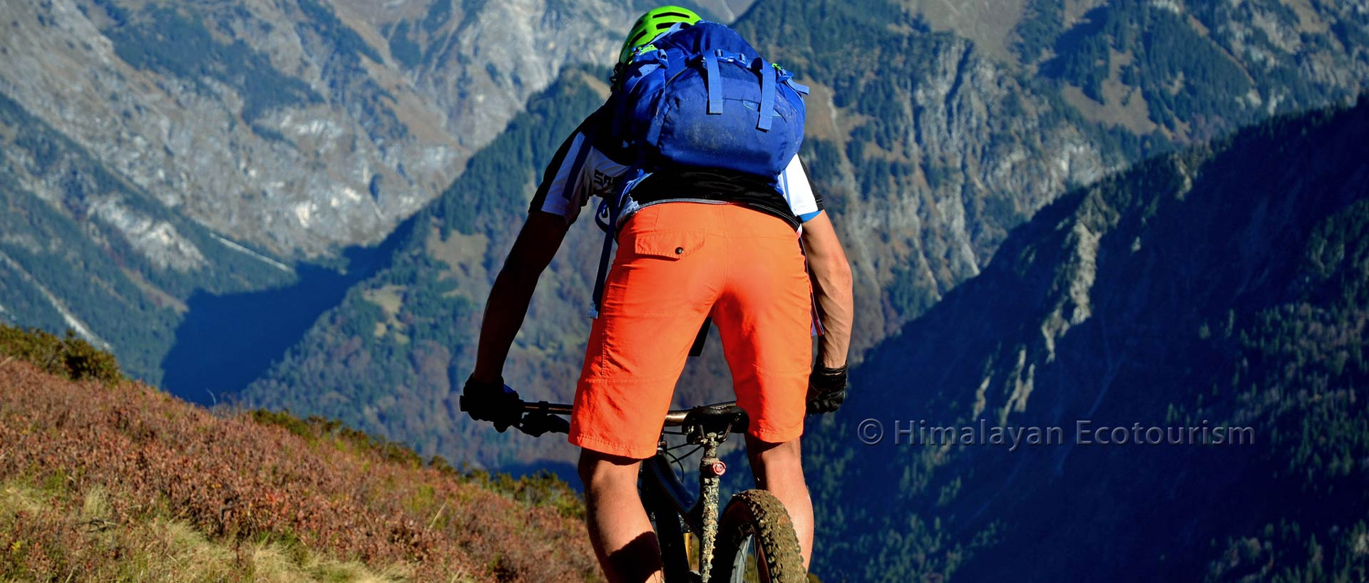 Mountain biking in Himachal Pradesh