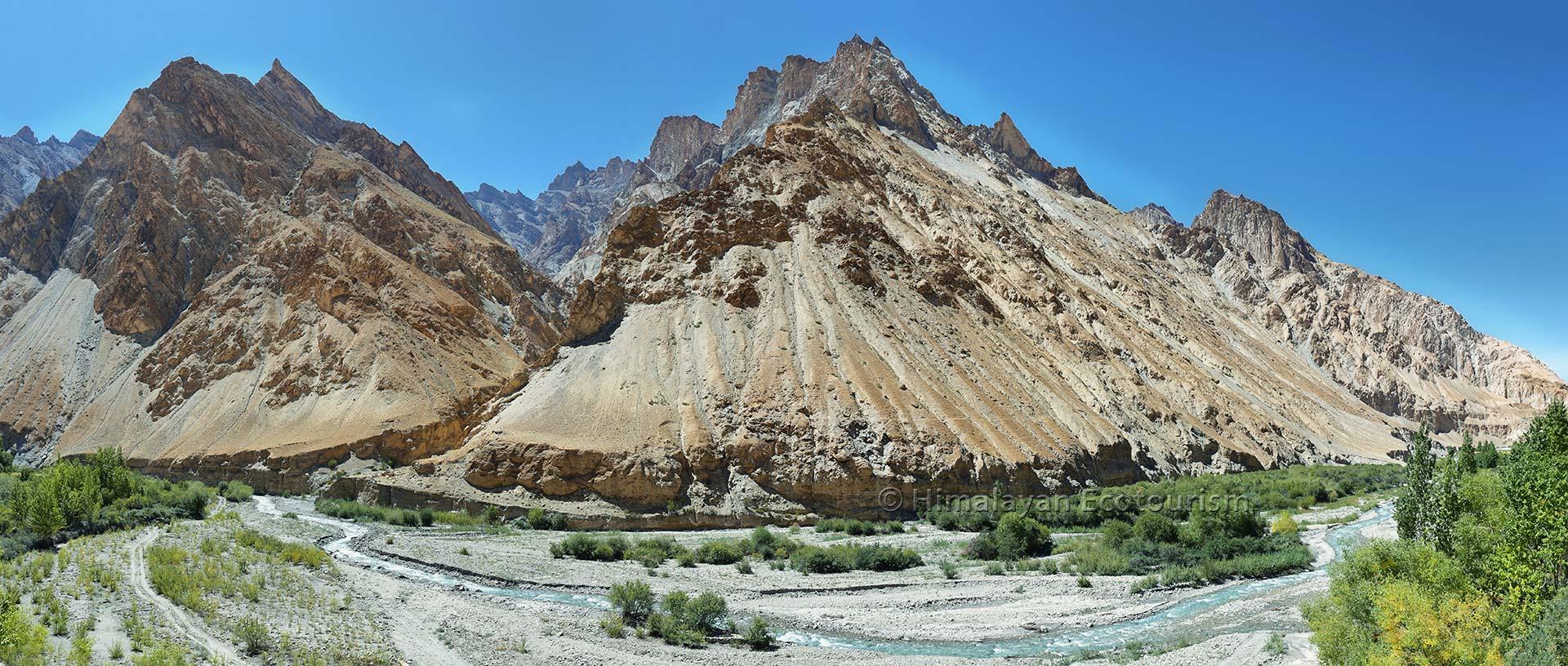 Trek de la vallée de la Markha, Ladakh