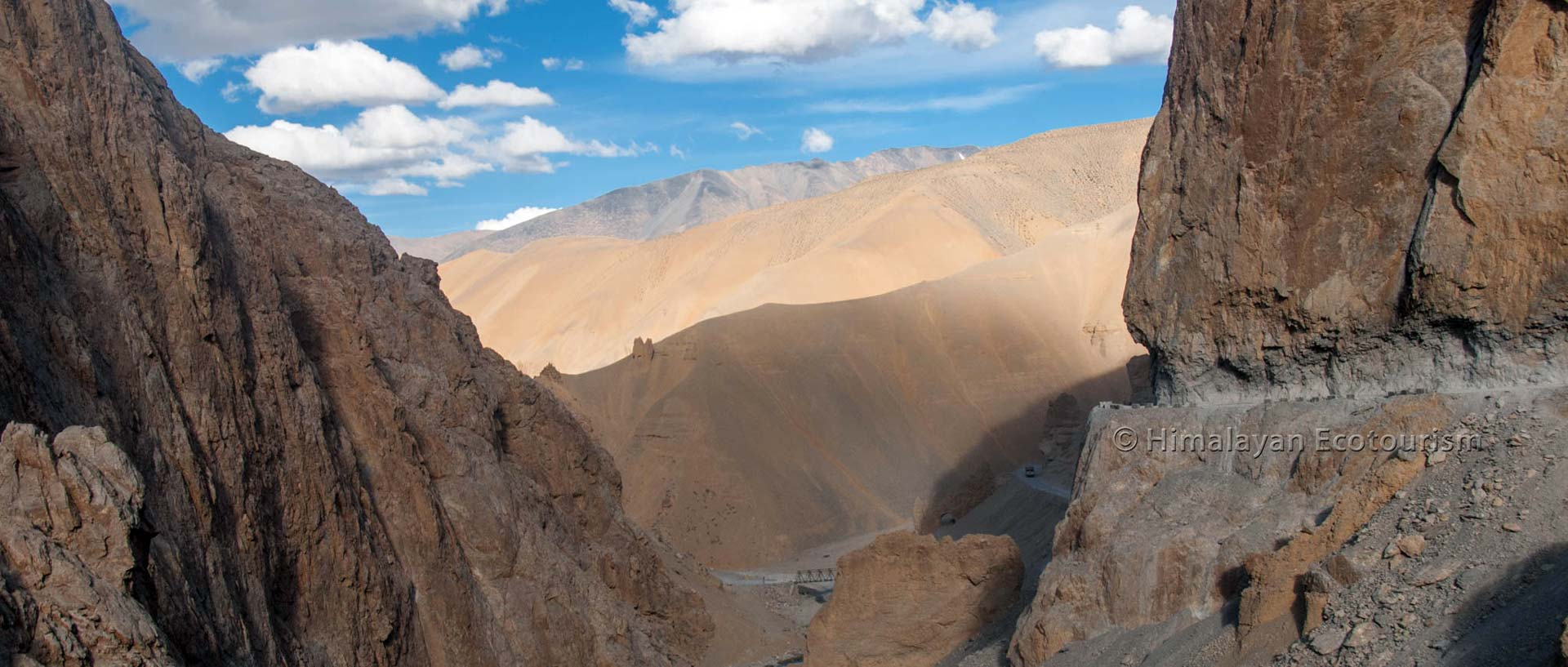 The Nubra valley on day 9