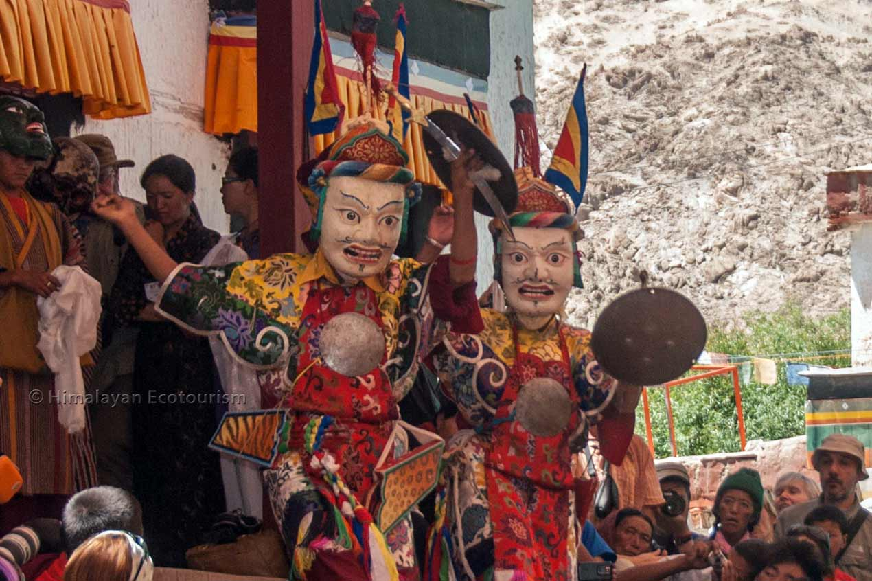 Festival de Takthok, Ladakh