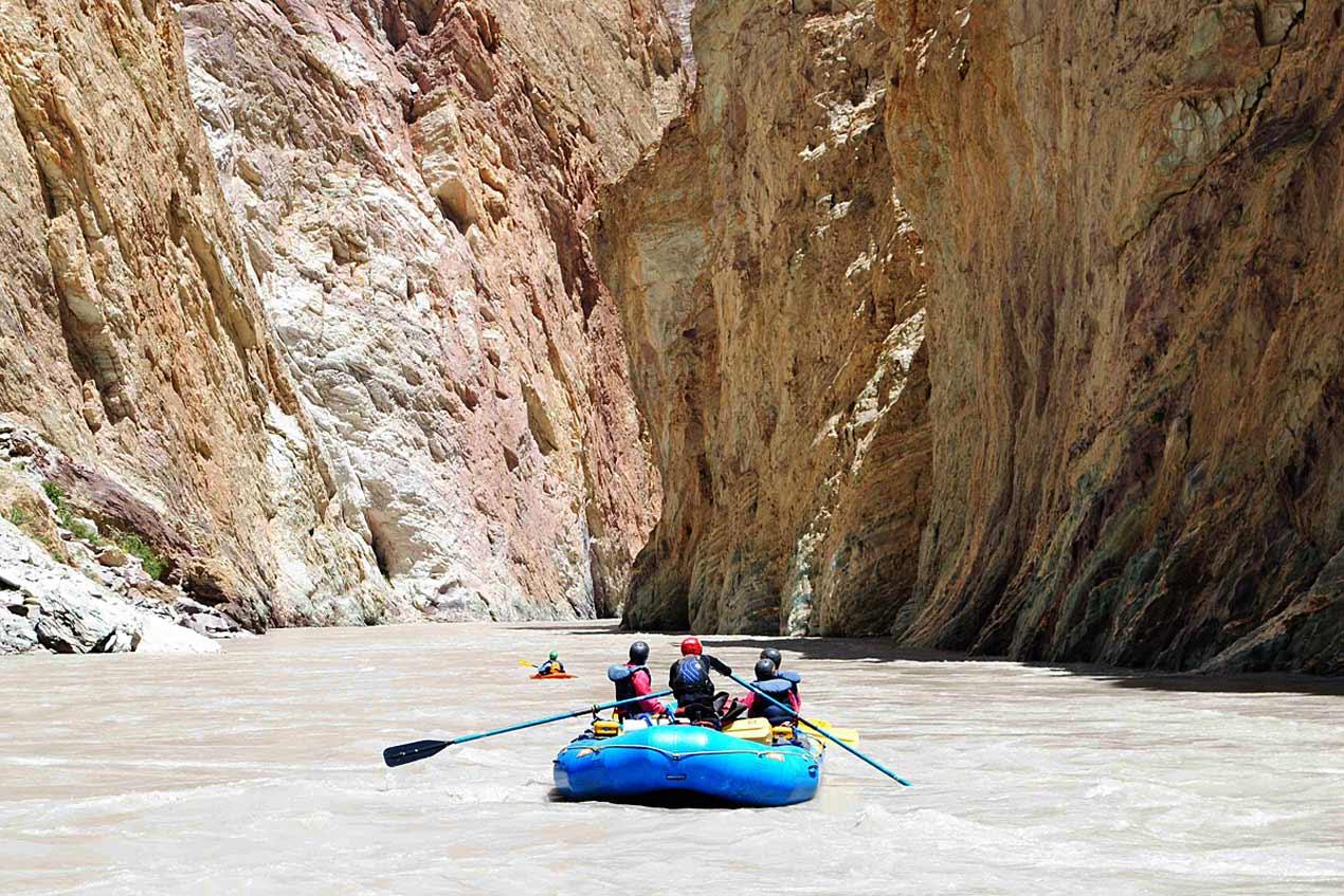 Rafting Zanskar