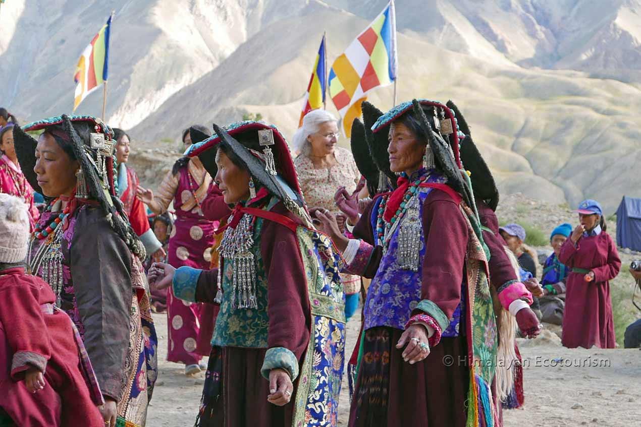 Volontariat au Ladakh