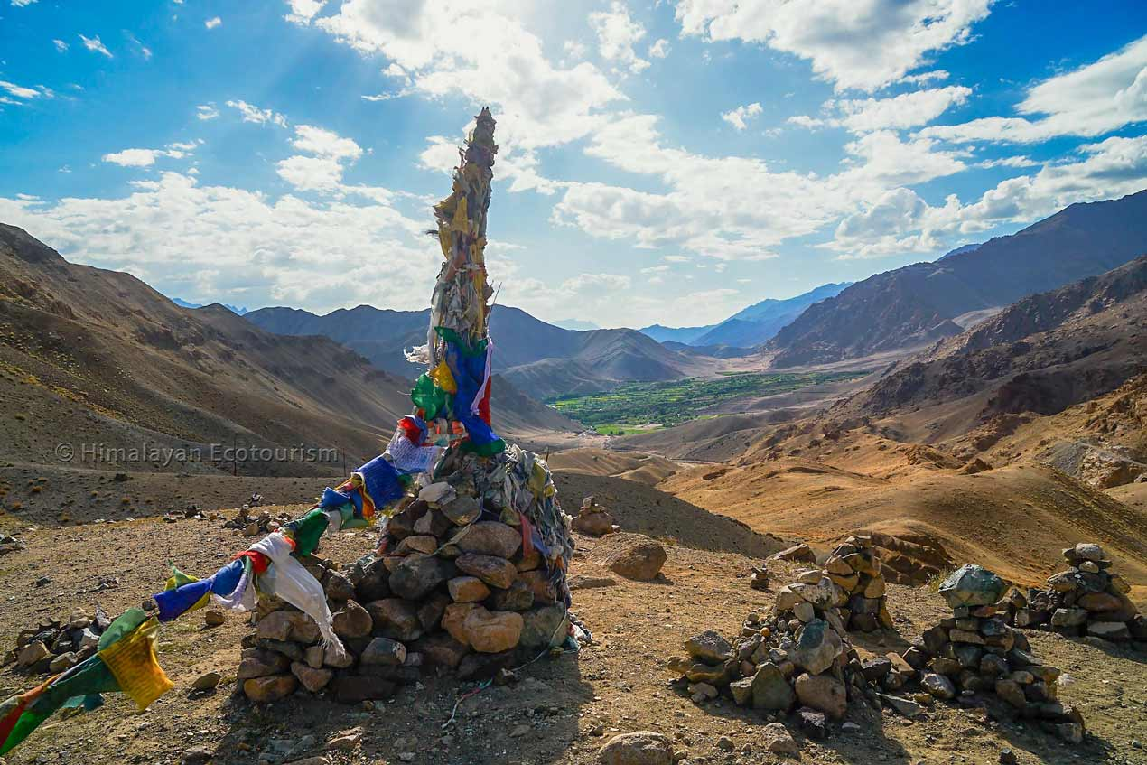 Trek to Hemis Shukpachan