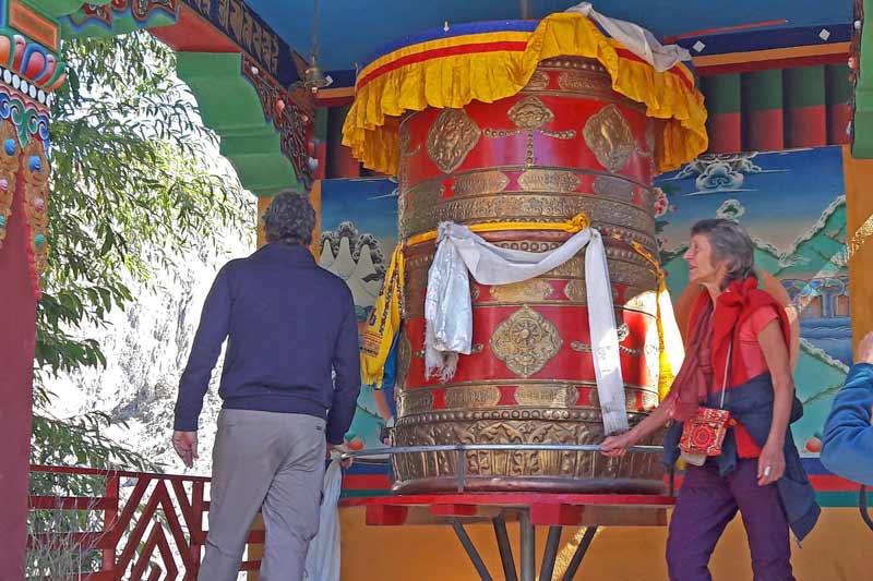 Spiritual tour in Ladakh