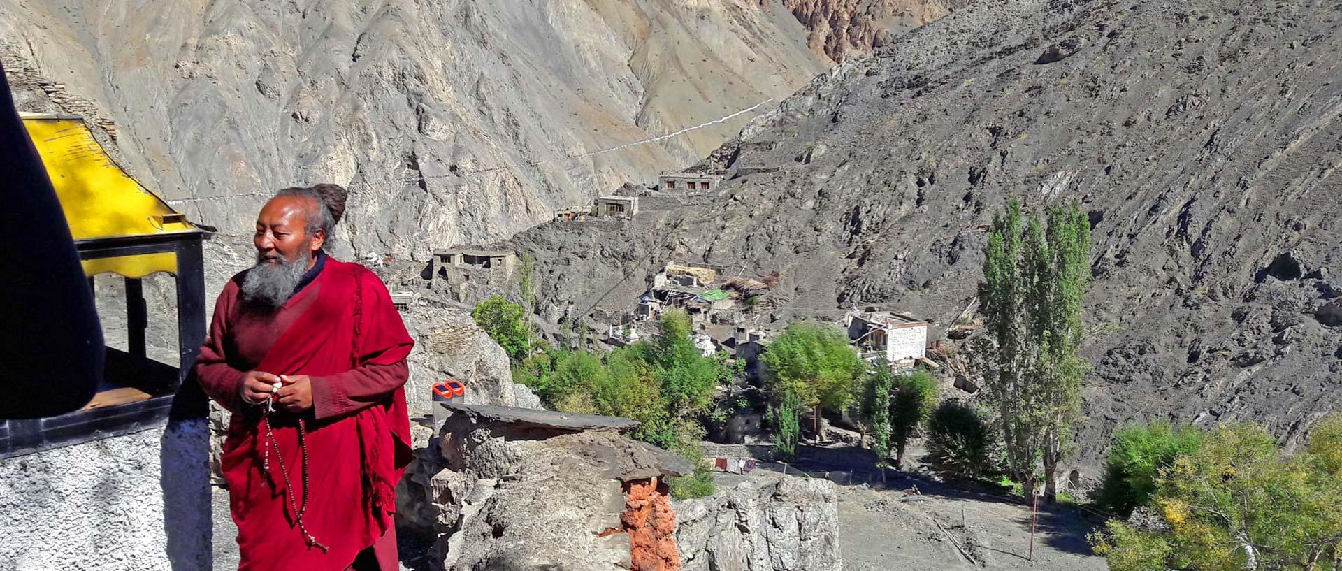 Maitre spirituel, Ladakh