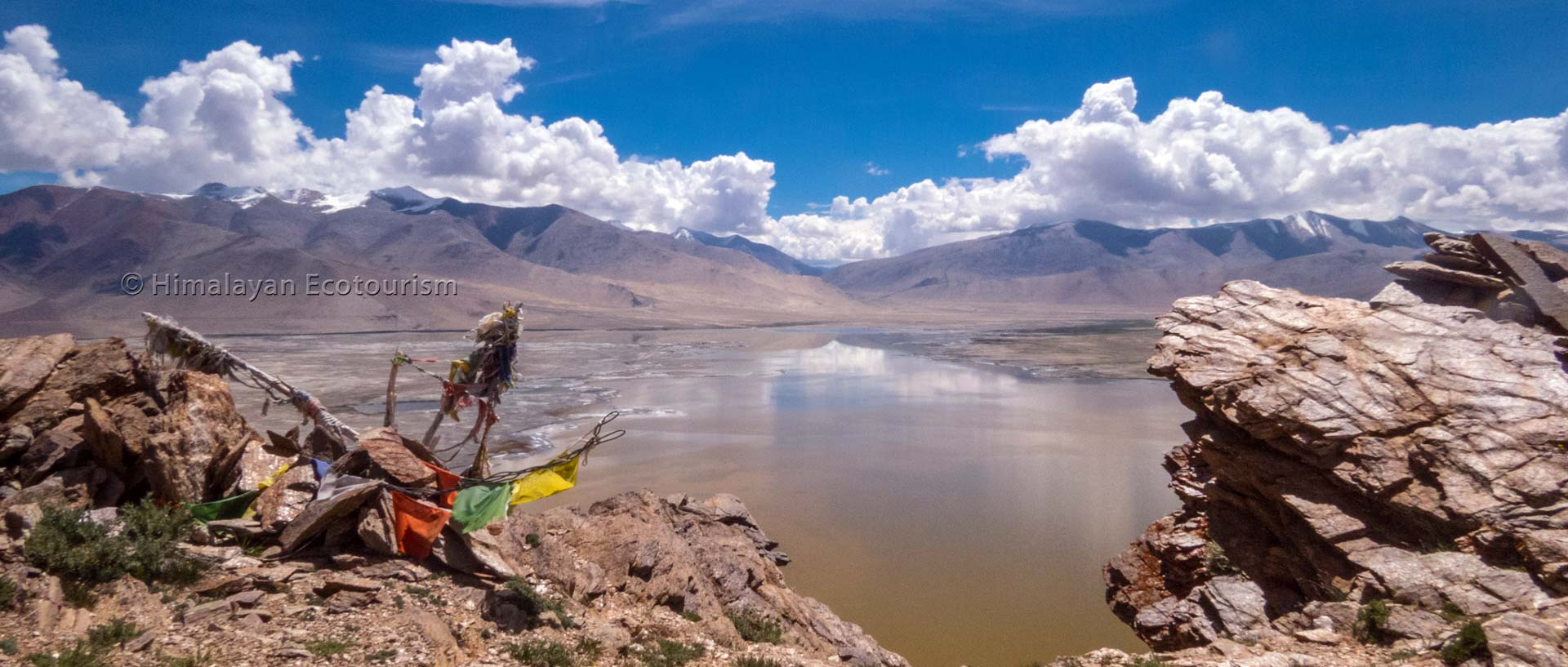 Le lac de Tso Kar