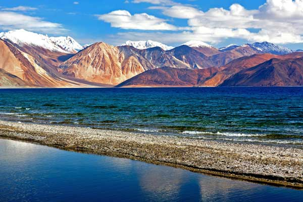 Our lake tour of Ladakh