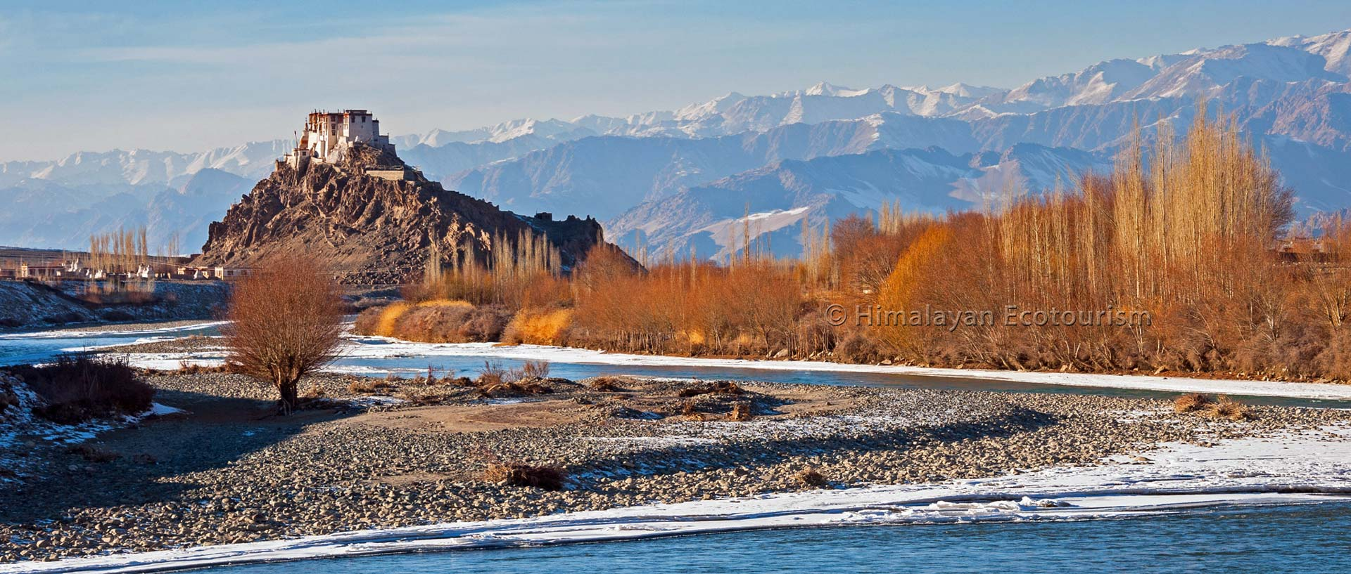 The Indus valley, Ladakh