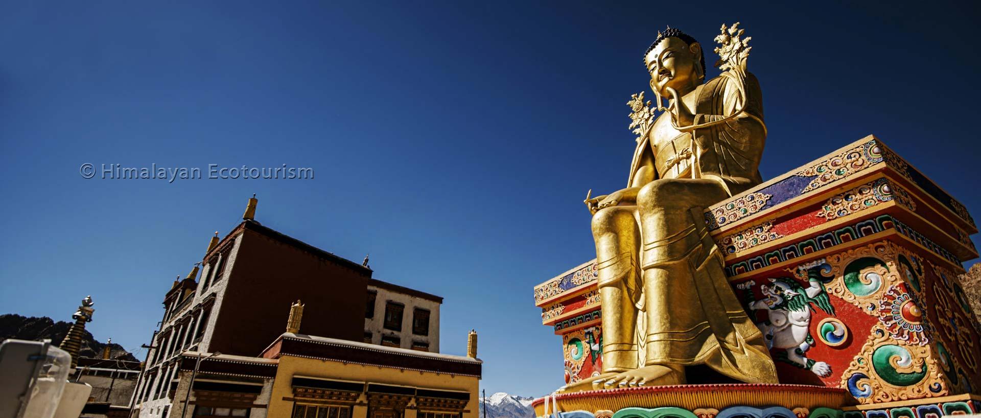 Le monastère de Likir, Ladakh