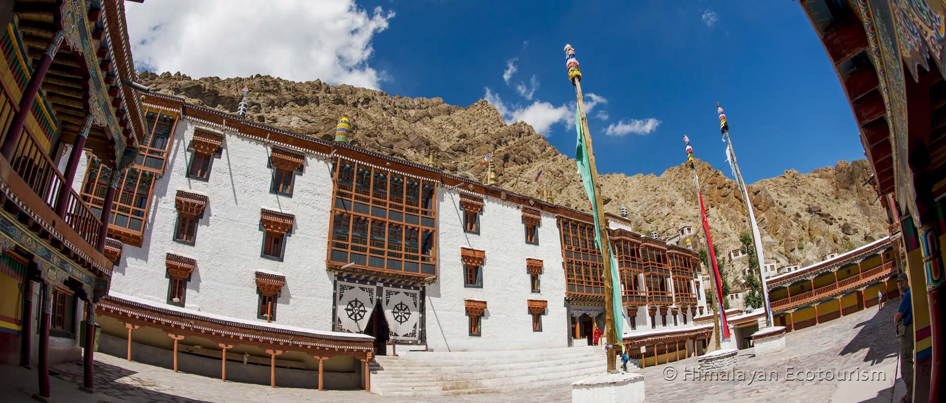 Le monastère de Hemis, Ladakh