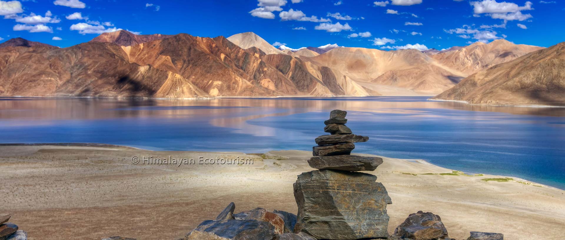 The Pangong tso, Ladakh