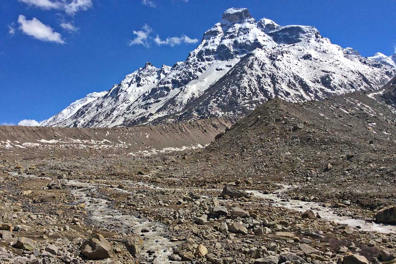 The trek to Pin Parvati Pass