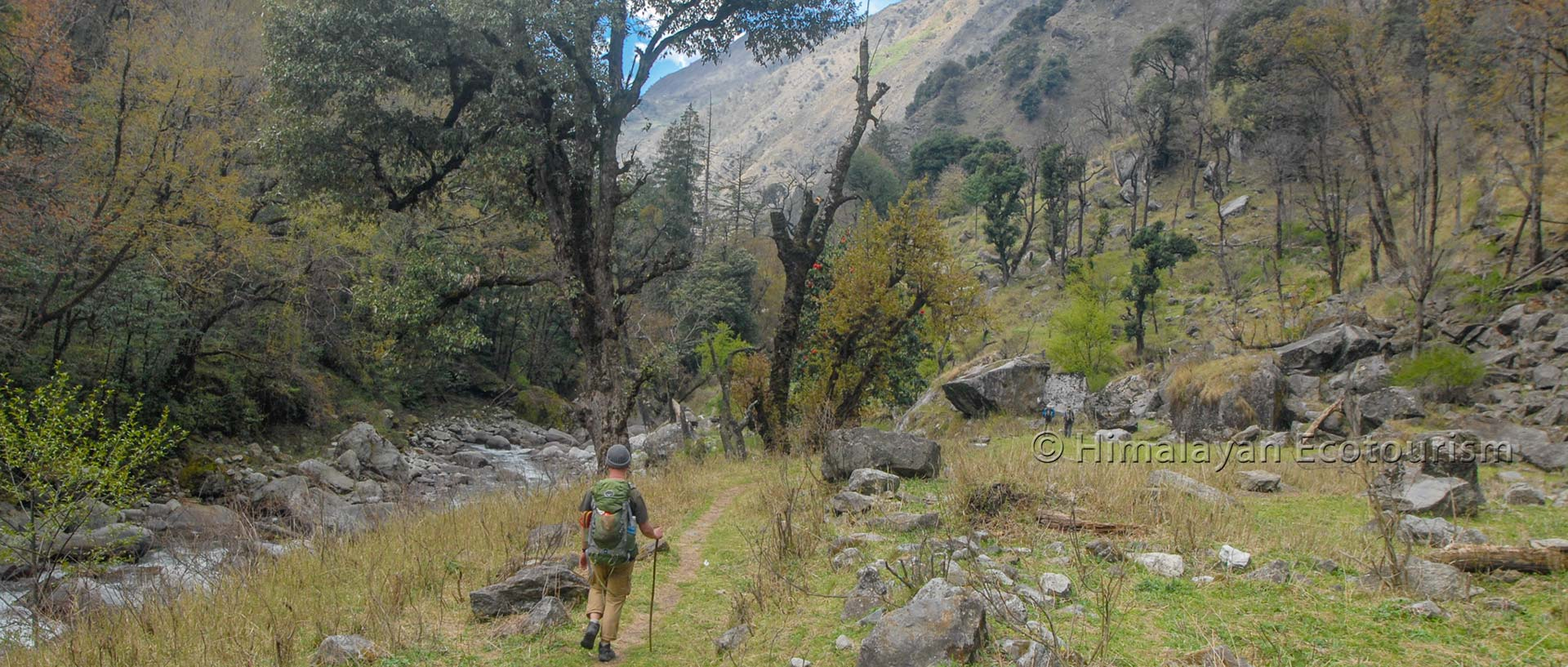 Rolla Trek in the Great Himalayan National Park GHNP
