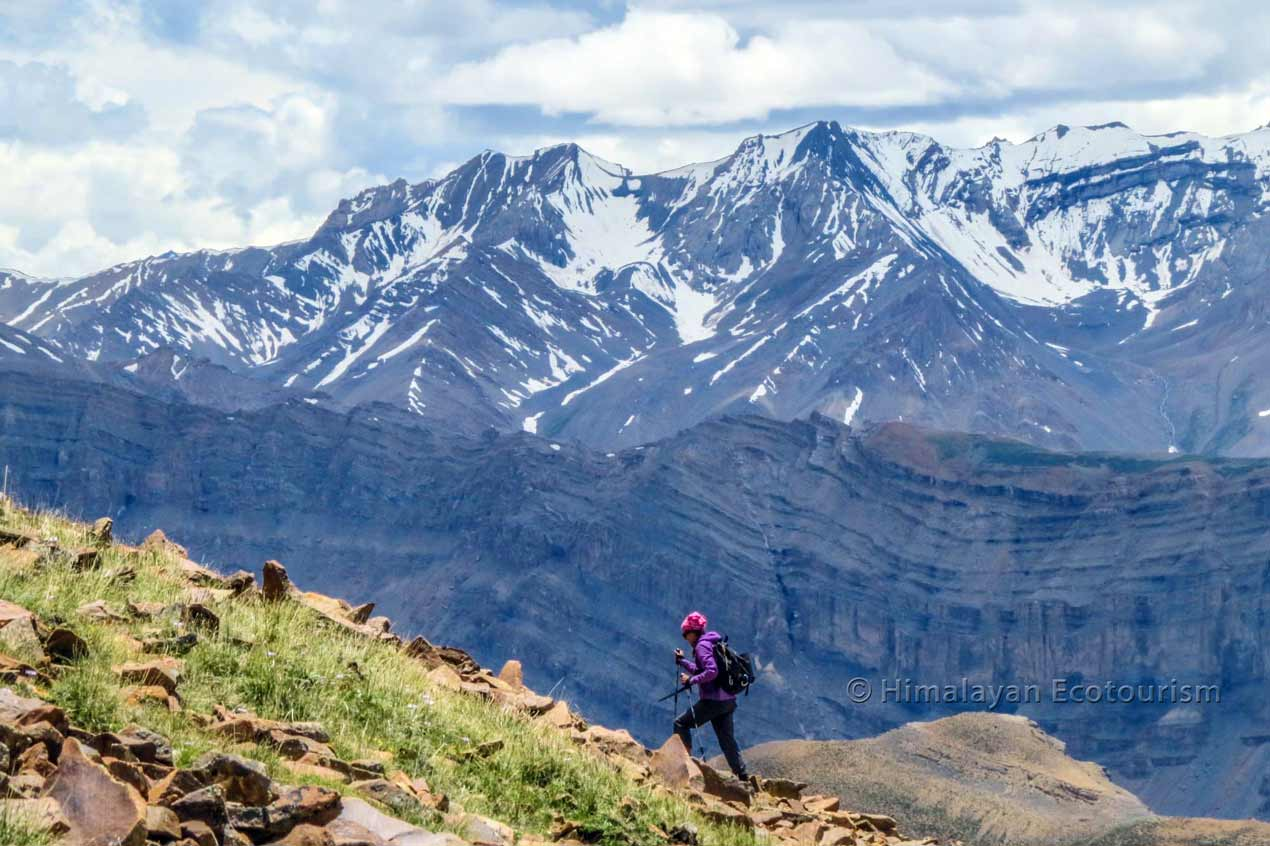 Trek in Spiti valley