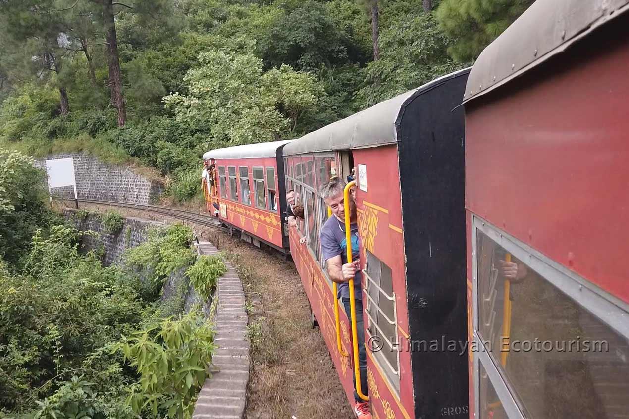 Toy train Shimla