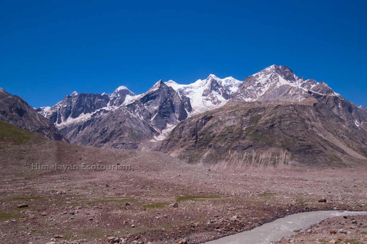 Vallée de la Chandra