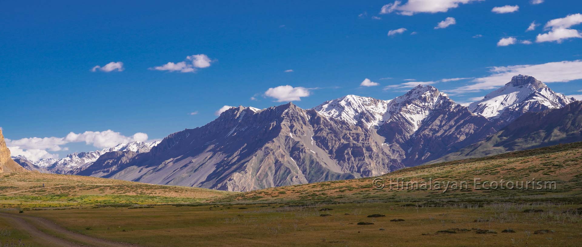 Photo of the Spiti valley