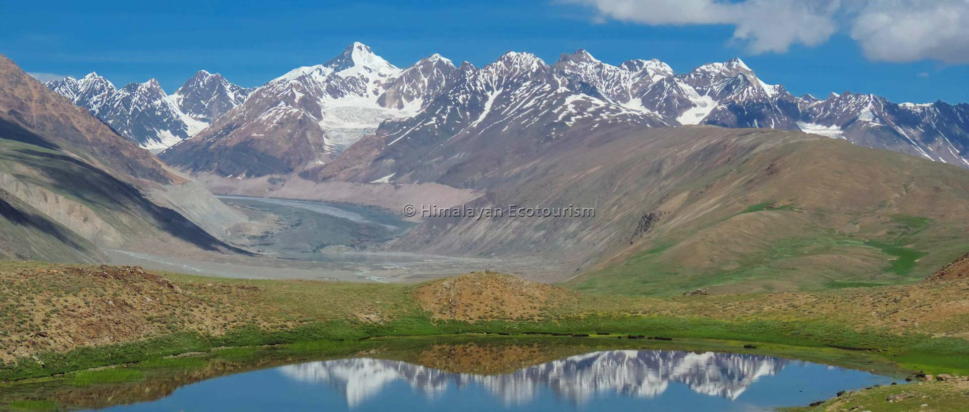 Chandratal lake, Spiti valley