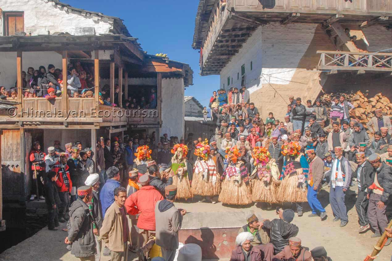 Festivals in the Tirthan valley